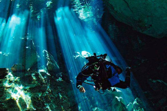 cenote-azul