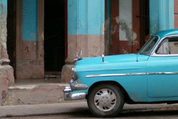 blue Cuba