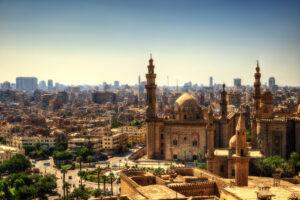 Mosque-Madrassa of Sultan Hassan Cairo